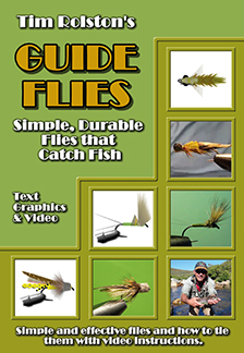 Guide Flies by Tim Rolston