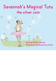 Savannah's Magical Tutu - the silver coin
