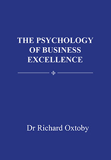 The Psychology of Business Excellence cover.indd