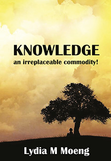 Knowledge: an Irreplaceable Commodity!