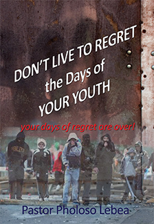 Don't Live to Regret the Days of Your Youth
