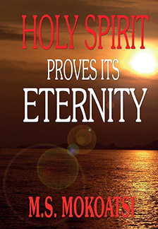 Holy Spirit Proves Its Eternity