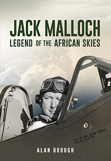 Jack Malloch - Legend of the African Skies
